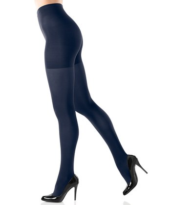 Tight-End Tights - Blue Jean
