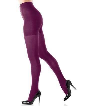 Tight-End Tights - Royal Plum