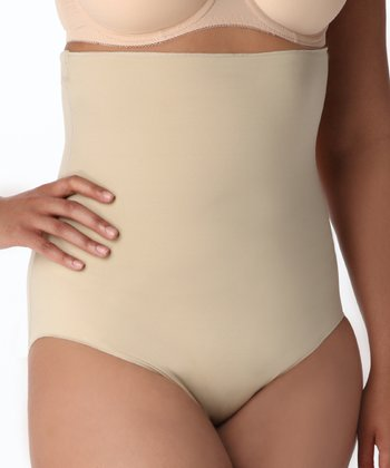 Hide & Sleek® Hi-Rise Panty Plus - Nude