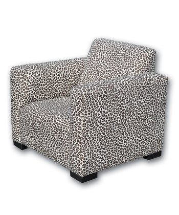 Leopard Jayden Club Chair