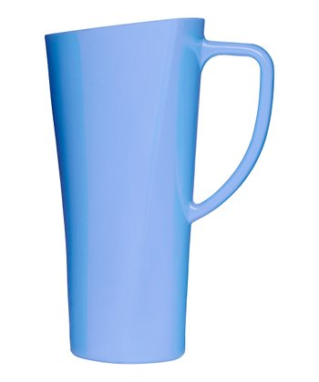Blue Parrot Pitcher