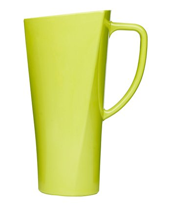 Green Parrot Pitcher