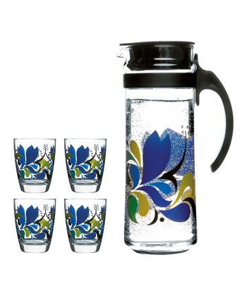 Aloha Carafe & Glass Set