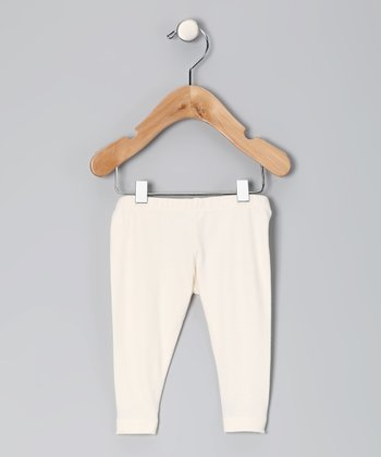Natural Organic Leggings - Infant