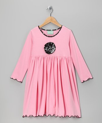 Pink Party in Paris Maggie Dress - Infant, Toddler & Girls