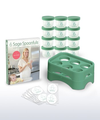 Sage Spoonfuls Sage Mommy Combo Set