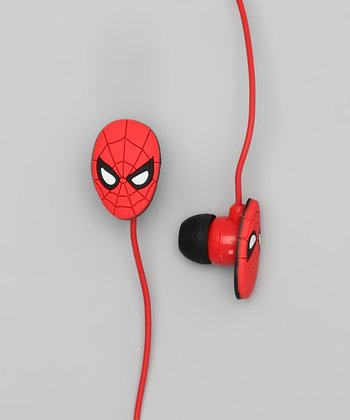 Spider-Man Head Earbuds