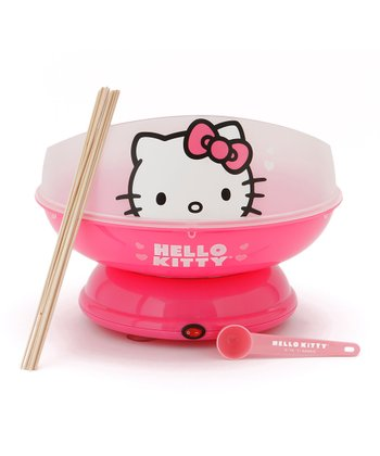 Pink Hello Kitty Cotton Candy Maker