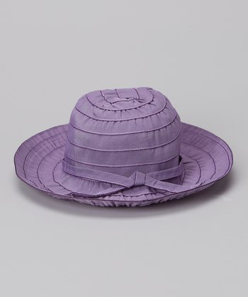 Orchid Tie Sunhat