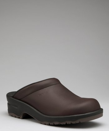 Antique Brown Victor Anline Classic Clog - Men