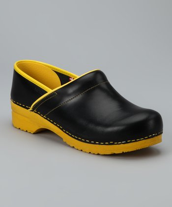 Yellow Original Professional Xarea Clog - Men