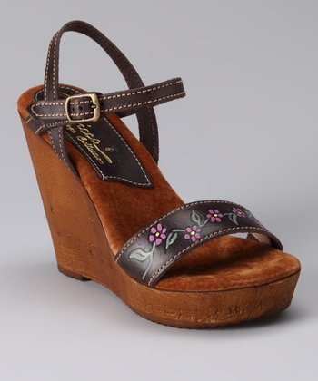 Brown Taiven Sandal
