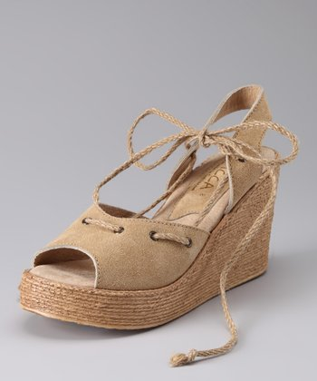 Natural Temptation Espadrille