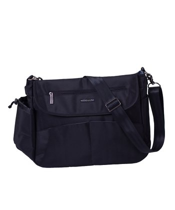 líllébaby Black Oslo Diaper Bag