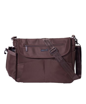 líllébaby Brown Oslo Diaper Bag