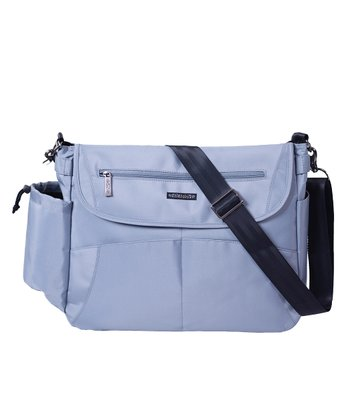 Scandinavian Silver Oslo Diaper Bag