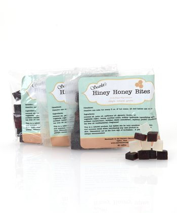 Hiney Honey Gentle Cleansing Bites - Set of Three