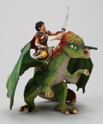 Kishay & Dragon Figurine Set