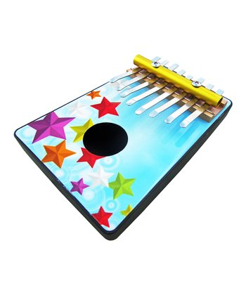 Blue Star Group 8-Tongue Thumb Piano