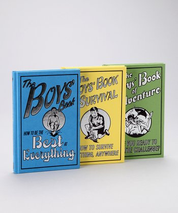 The Boys' Best at Everything Hardcover Set