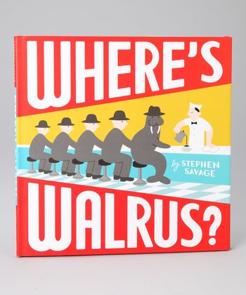 Where's Walrus? Hardcover