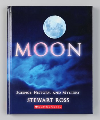 Moon: Science, History and Mystery Hardcover