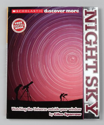 Discover More: Night Sky Hardcover