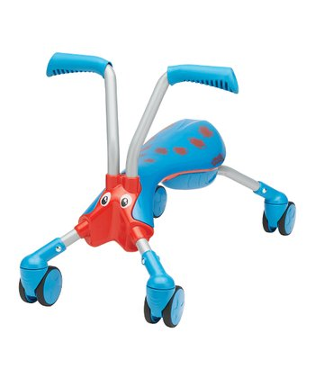 Blue & Red Scramble Bug Scooter