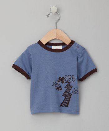 Blue Thunder Organic Tee - Infant