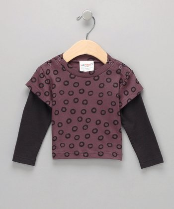 Fig Organic Layered Tee - Infant