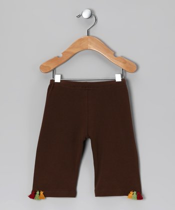 Chocolate Kabuki Organic Pants - Infant