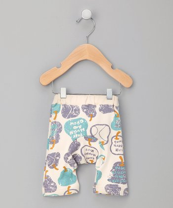 Blue Pear Organic Capri Pants - Infant & Toddler