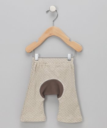 Brown Japonesk Organic Pants - Infant