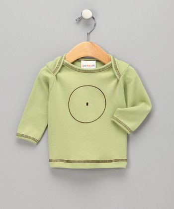 Sage Circle Organic Tee - Infant & Toddler