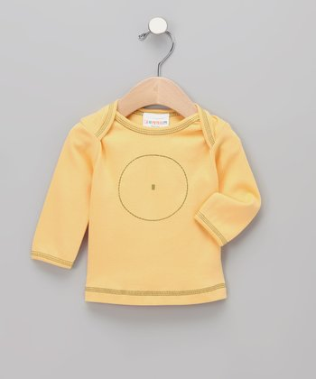 Butterscotch Circle Organic Tee - Infant & Toddler