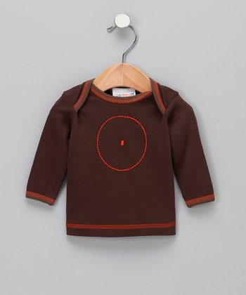 Chocolate Circle Organic Tee - Infant