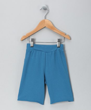 Blue Explore Organic Shorts - Infant, Toddler & Boys