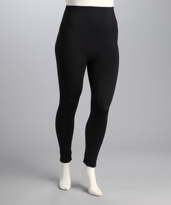 Black Perfect Plus-Size Leggings