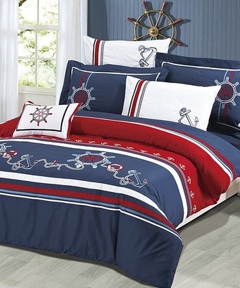 Anchors Away Bedding Set