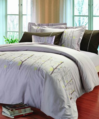 Bamboo Garden Bedding Set