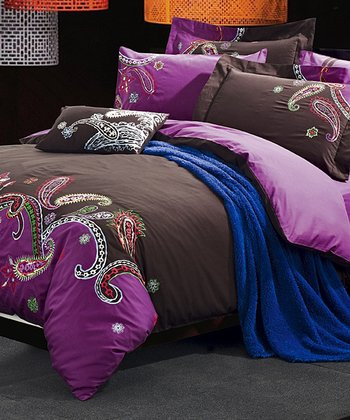 Quill Queen Bedding Set