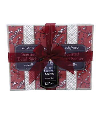 Vanilla Scented Sachet - Set of 12