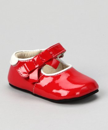 Red Patent Smaller Ariadne Mary Jane