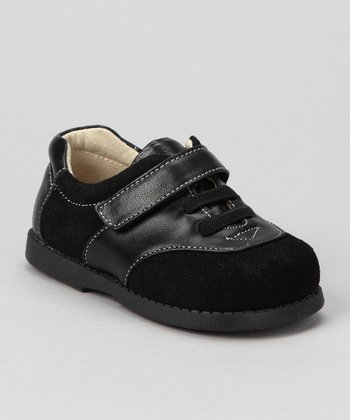 Black Joshua Saddle Shoe