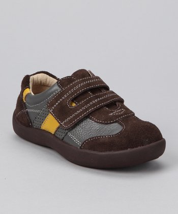 Brown Kai Kailoh Sporty Oxford