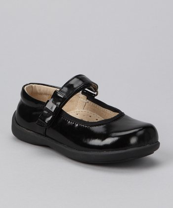 Black Patent Kai Margaret Mary Jane