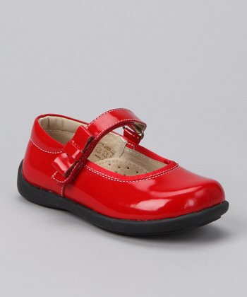 Red Patent Kai Margaret Mary Jane