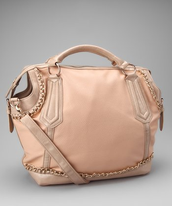 Segolene Paris Pink Chain Satchel