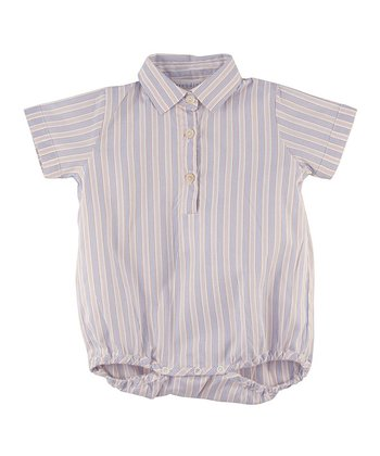 Pink Stripe Organic Bodysuit - Infant & Toddler
