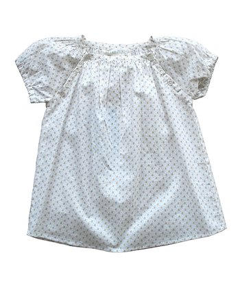 Sea Star Organic Peasant Tunic - Infant